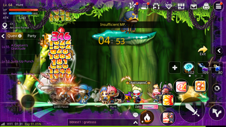 Complete The Maplestory M Tasks
