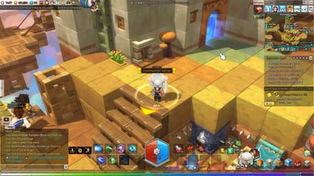 Selling Point of MapleStory 2